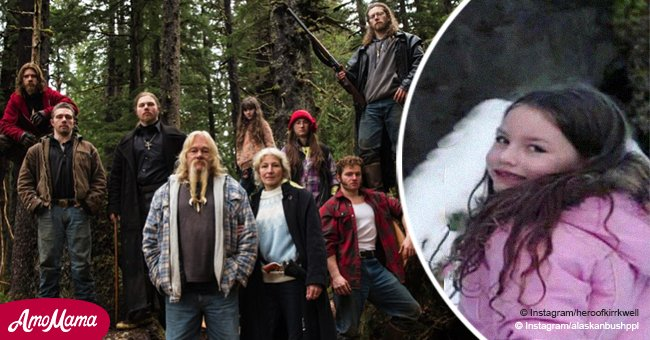 'Alaskan Bush People' Rainy Brown has changed drastically in this rarely shared childhood photo