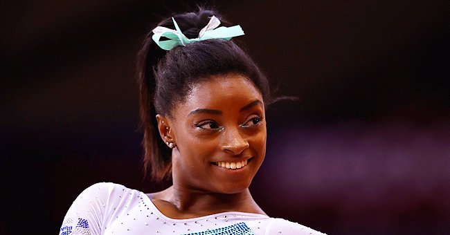 Olympic Gold Medalist Simone Biles Says Public Speaking Is Scary to Her