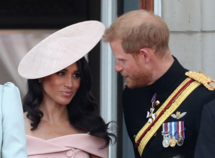 Meghan Markle and Prince Harry | Photo: Getty Images