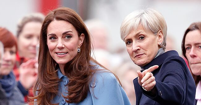 Daily Mail: Kate Middleton's Private Secretary Catherine Quinn Resigns after 2 Years but It Is an Amicable Parting