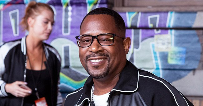 Martin Lawrence's Ex-wife Pat Smith Dances on Her Balcony Overlooking a Stunning View (Video)