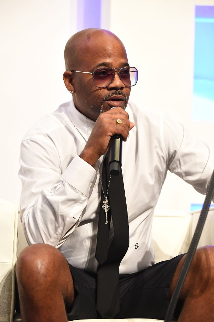 Damon Dash speaking at a conference in September 2018. | Photo: Getty Images