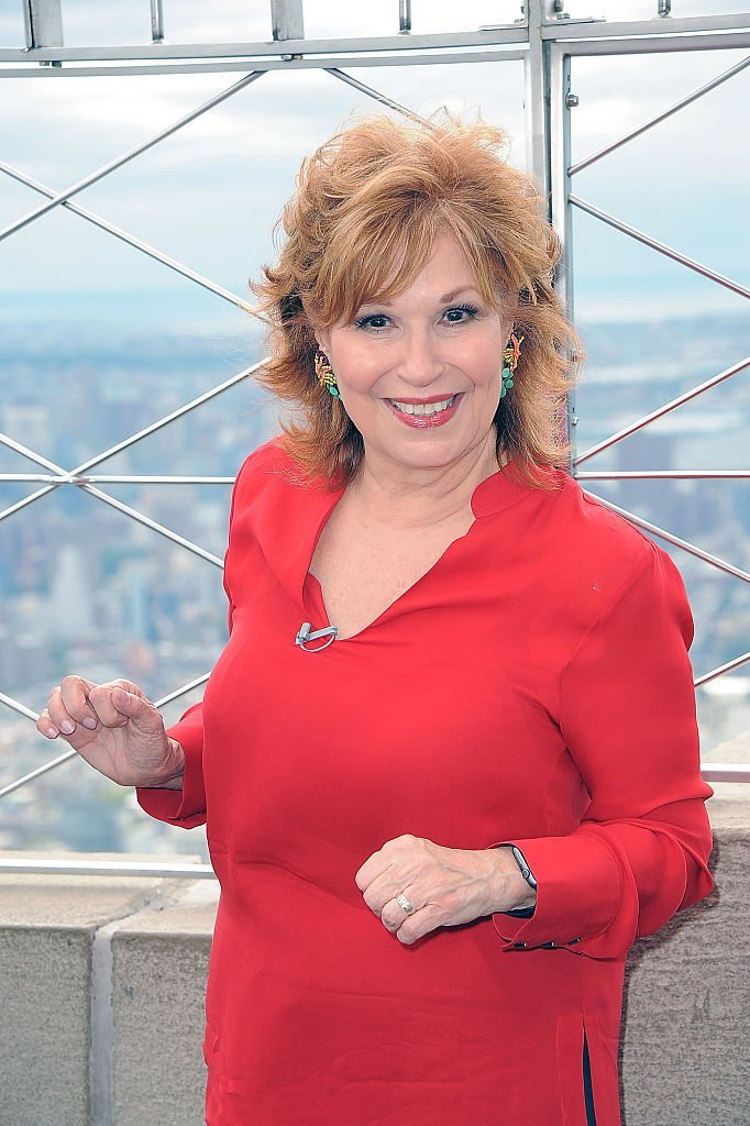 Joy Behar lights the Empire State Building at Empire State Building in New York City | Photo: Getty Images