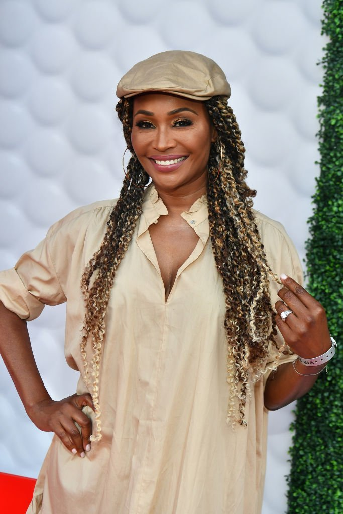 Reality star Cynthia Bailey attends the 2019 annual Tee Up ATL Party at the College Football Hall of Fame in Georgia. | Source: Getty Images
