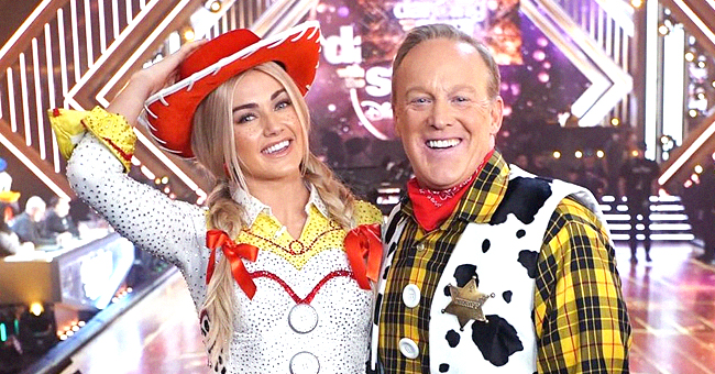Sean Spicer of DWTS Dedicated His 'Toy Story' Dance to His Late Father Who Died from Cancer