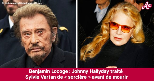 """Avant de mourir, Johnny Hallyday a apparemment traité Sylvie Vartan de """"sorcière"""""""