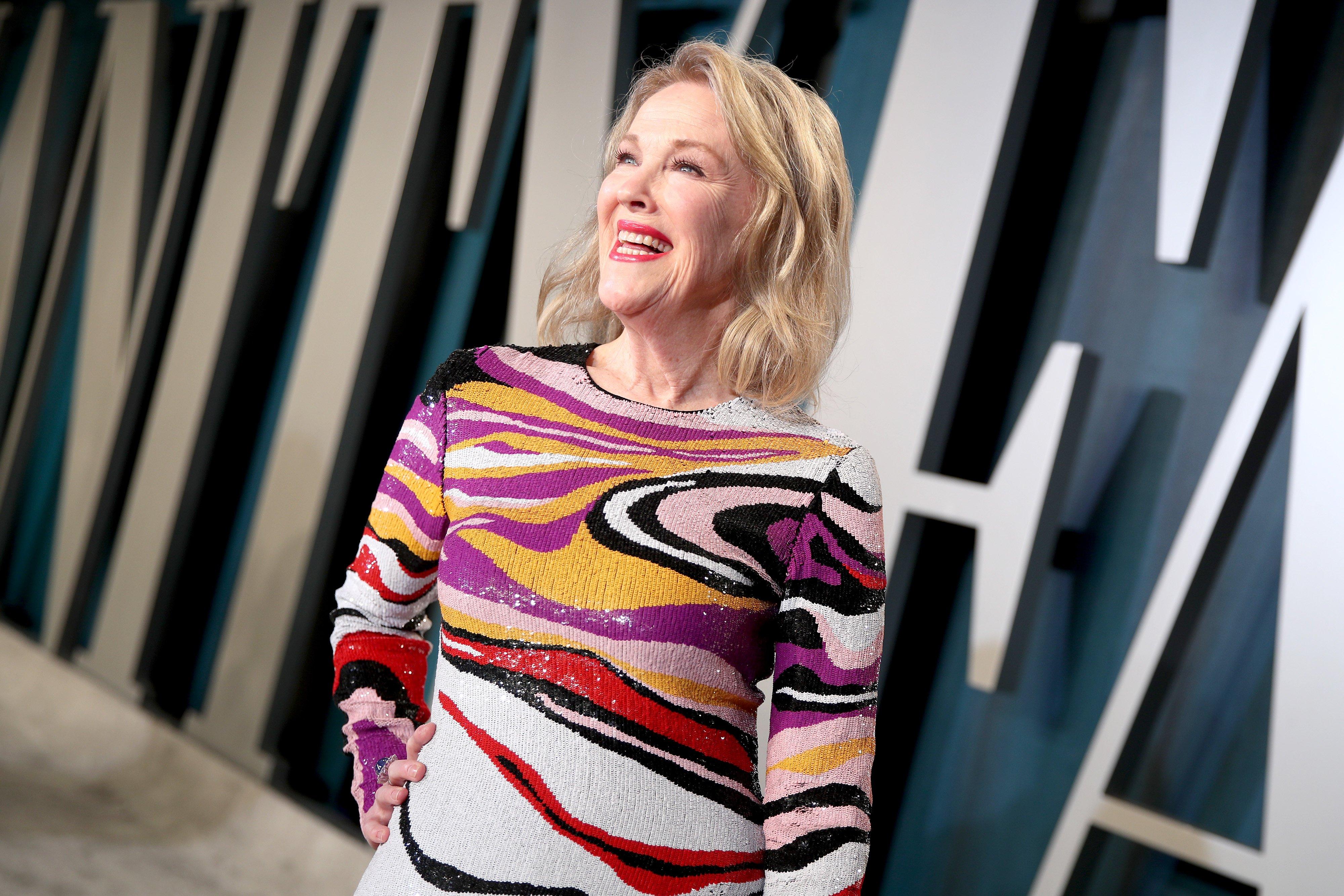 Catherine O'Hara attends the 2020 Vanity Fair Oscar Party on February 09, 2020 in Beverly Hills, California | Photo: Getty Images
