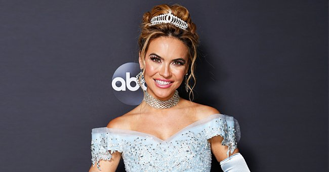 See Chrishell Stause's Cinderella Moment as She's Praised by the Judges on DWTS Disney Night