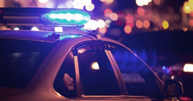 Gyrophare d'une voiture de police | Photo : Unsplash