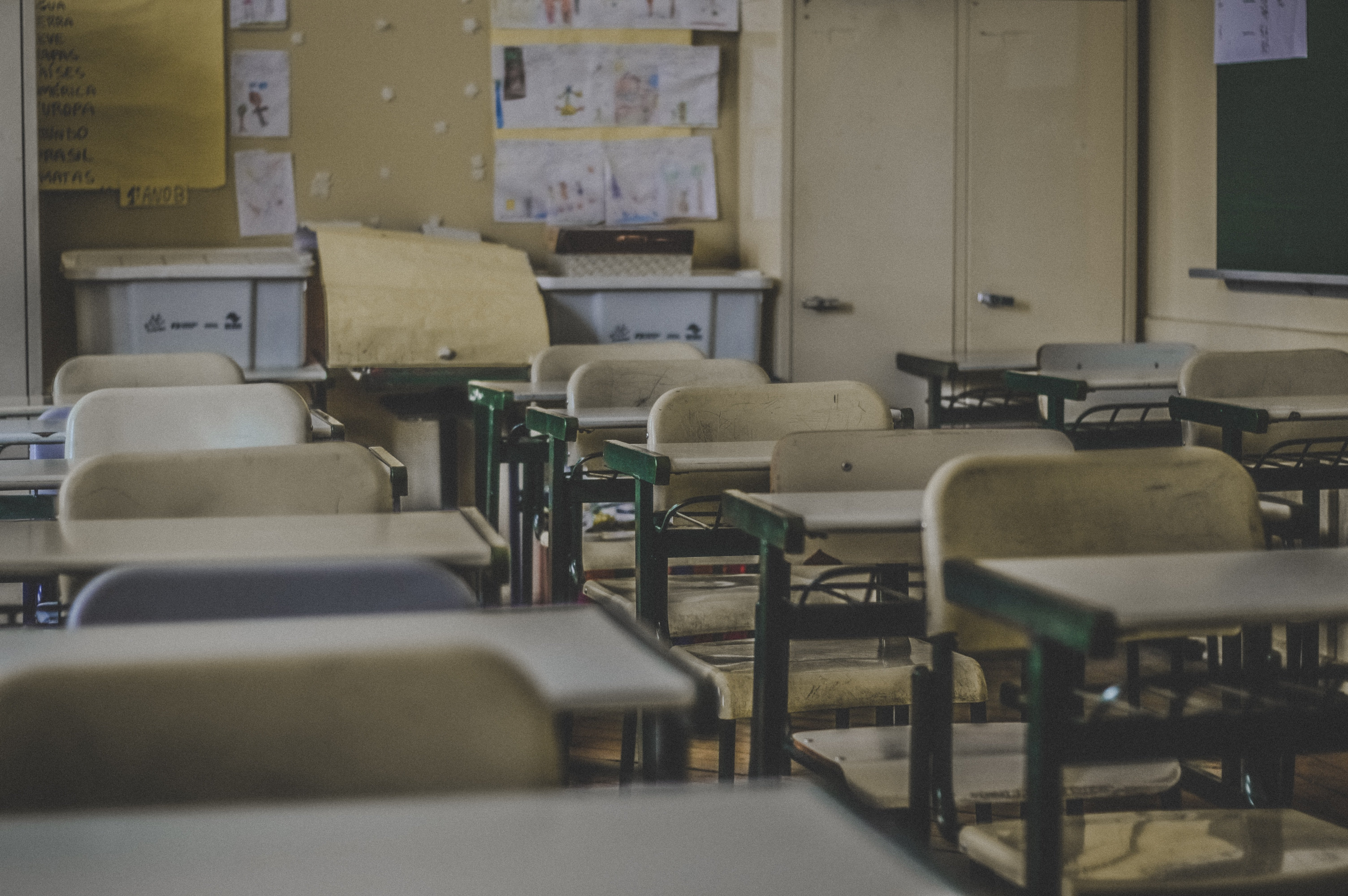 An empty school | Source: Unsplash.com