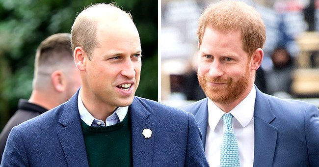 The Sunday Times: William Hopes His Relationship with Harry Will Heal with Time, a Friend Says