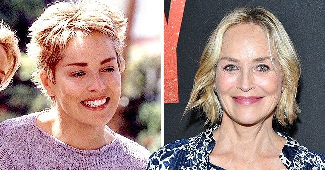 Sharon Stone from 'Basic Instinct' Says Her Bumble Dating Profile Has Been Unblocked & She's Now Open for Business