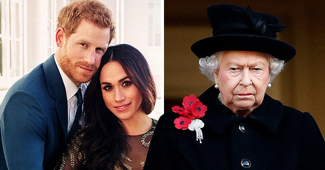 US Weekly: Harry Reassured Queen Elizabeth That Giving up Royal Title Isn't a 'Personal Dig'