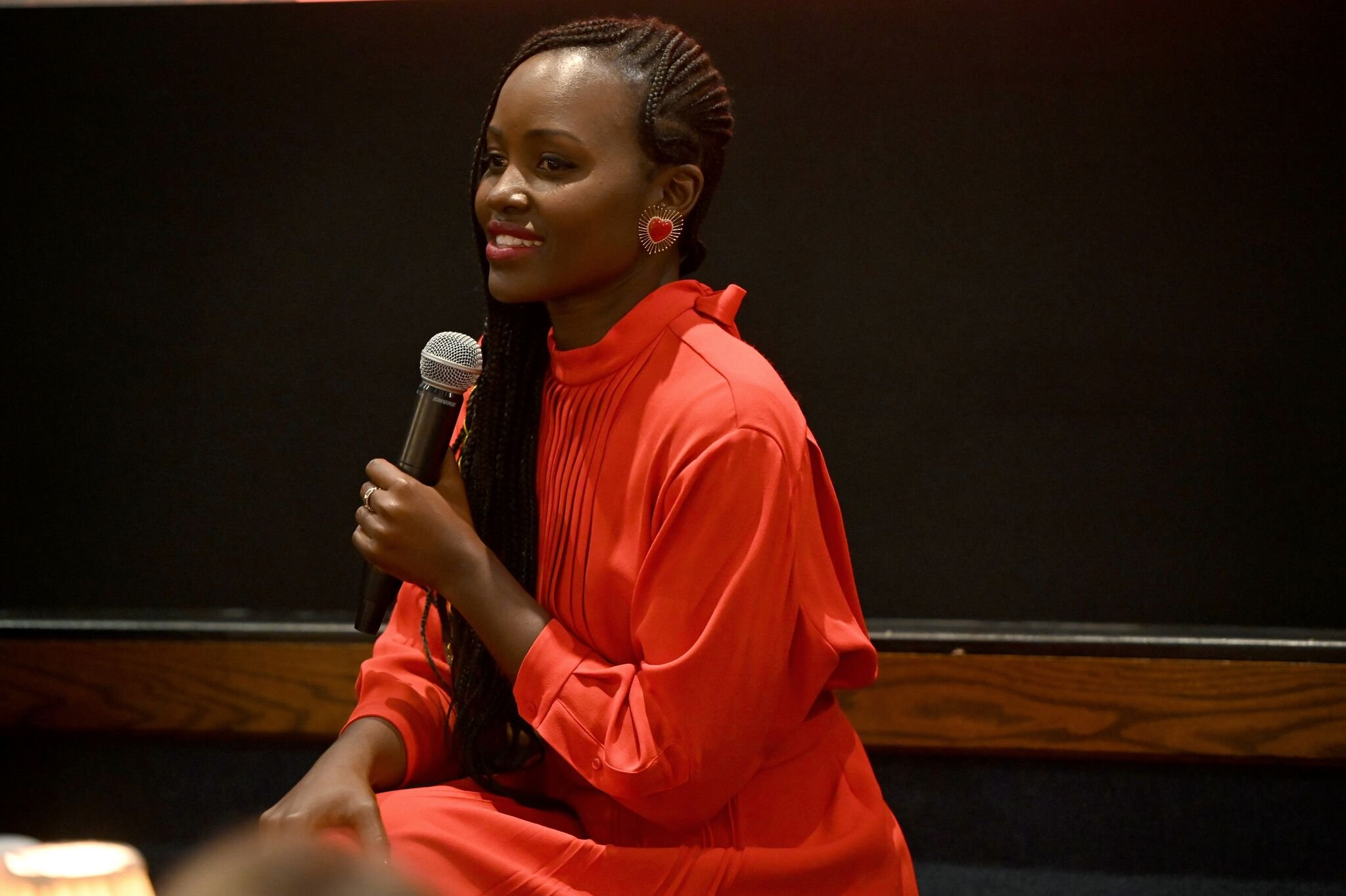 Lupita Nyong'o attends a special screening of 'Us' presented by Universal Pictures | Photo: Getty Images