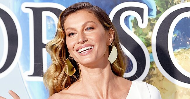 Gisele Bündchen Shares Side-By-Side Photo of Herself as a Child & Daughter Vivian and They Look like Twins