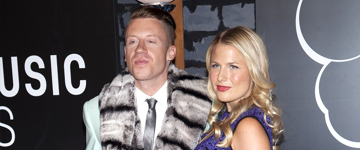 Macklemore and Tricia Davis at the 2013 MTV Video Music Awards on August 25, 2013 | Photo: Getty Images