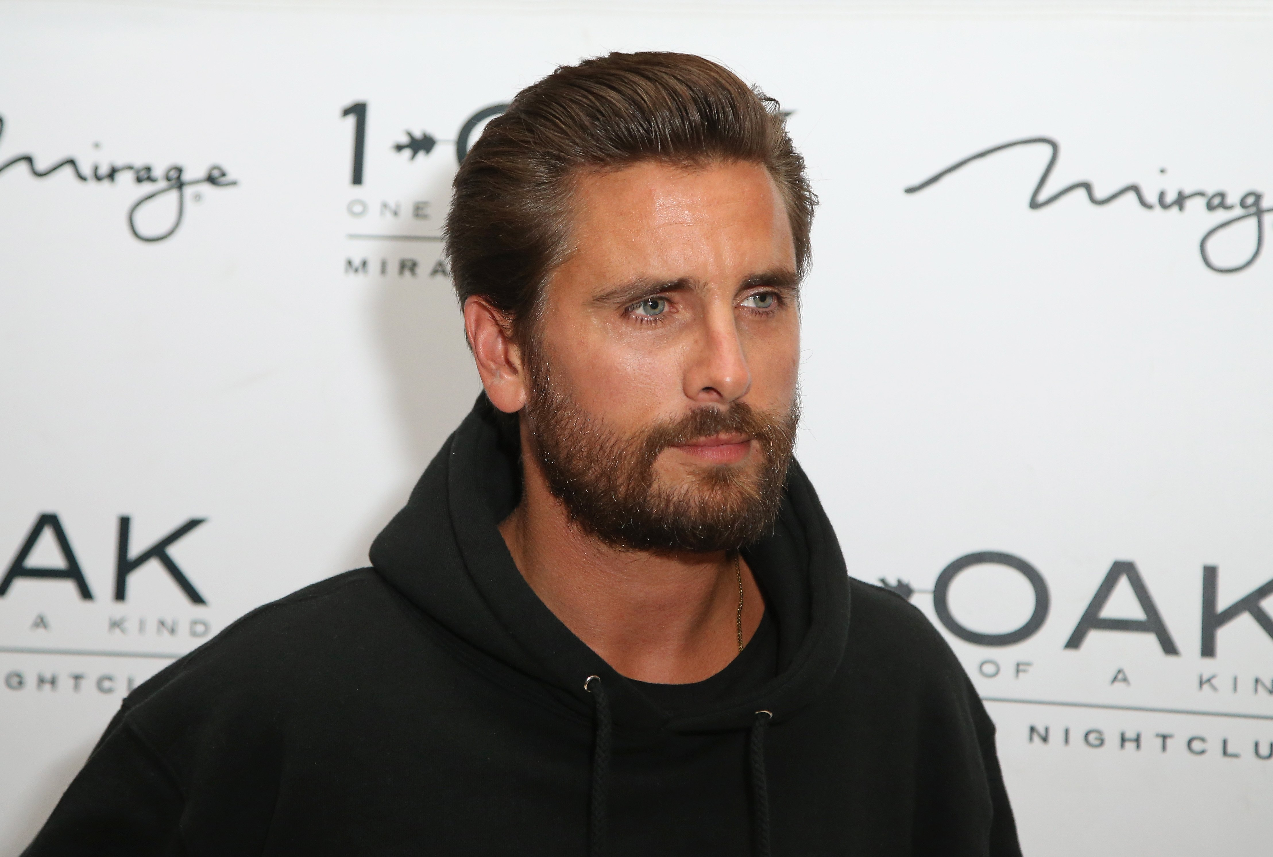 Scott Disick arrives at 1 OAK Nightclub in Las Vegas, Nevada on August 13, 2016 | Photo: Getty Images