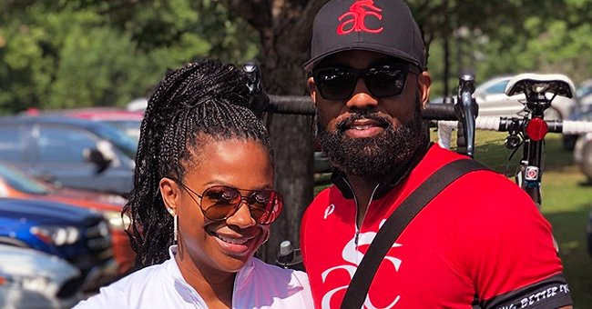 Kandi Burruss and Todd Tucker's Son Ace Gears up for 1st Day of School in Pics