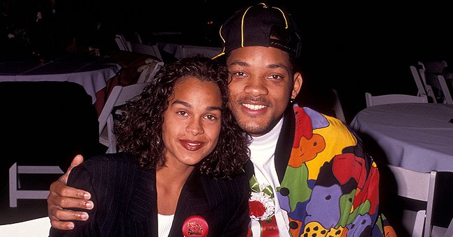 Will Smith's Ex-wife Sheree Zampino Shares One of Her Favorite Pictures Featuring Her Mom Pat and Son Trey
