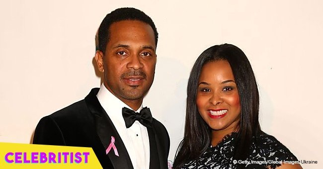 Mike Epps' ex wife melts hearts with picture of her two look-alike daughters