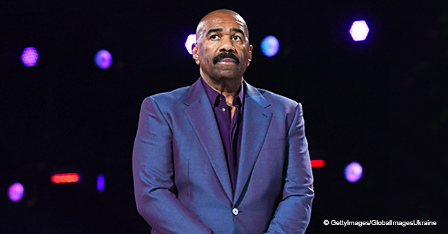 'I'm Running from Homelessness,' Steve Harvey on the Reason He Works Hard despite Having Millions