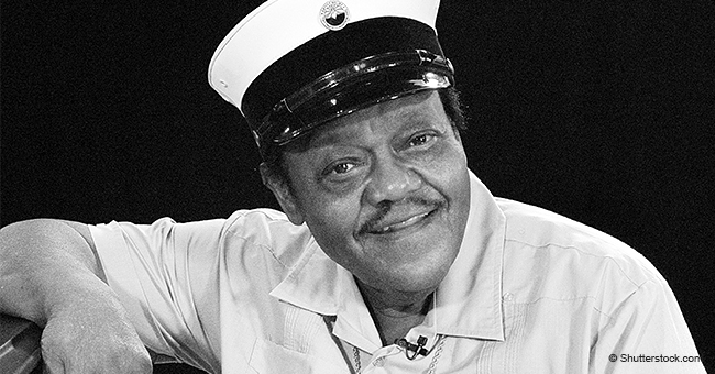 Remember Rock 'n' Roll Pioneer Antoine 'Fats' Domino? He & Wife Rosemary Had 8 Children Together