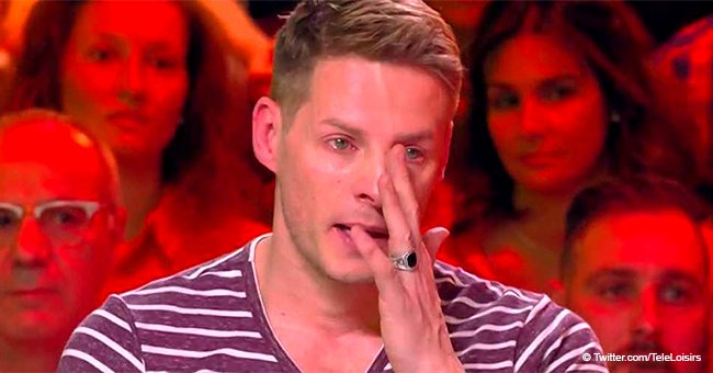 Matthieu Delormeau fond en larmes, évoquant les actes homophobes qu'il a subis (Vidéo)