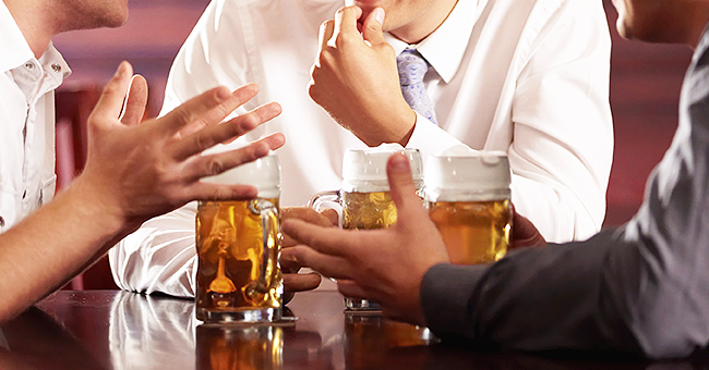 Daily Joke: Three Men Talk at a Bar about Their Wives