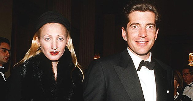 Never-Before-Seen Footage of JFK Jr and Carolyn Bessette's Wedding Released