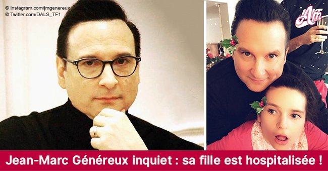 Jean-Marc Généreux (DALS): sa fille Francesca qui souffre d'un handicap est hospitalisée