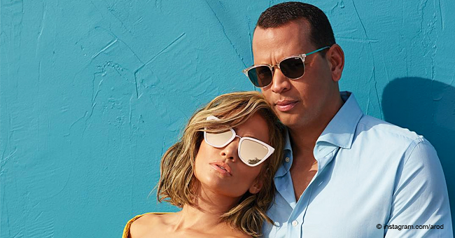 Alex Rodriguez Was Photographed Kissing Jennifer Lopez Just a Day after Cheating Allegations