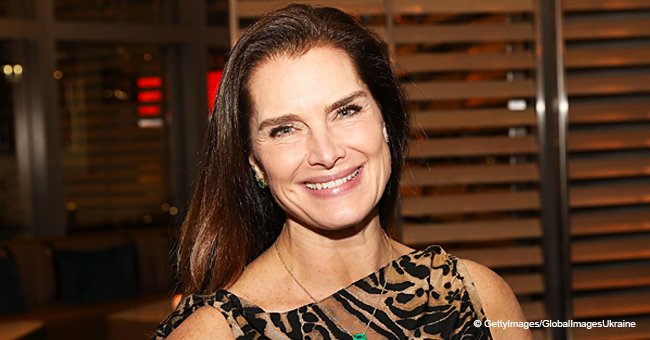 Brooke Shields' daughter is all grown up and looks so similar to her famously gorgeous mother