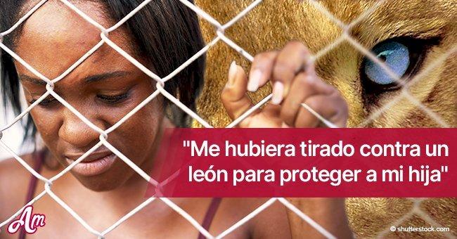 Feroz madre que apuñaló a los abusadores de su hija expresa su total alegría por su sentencia