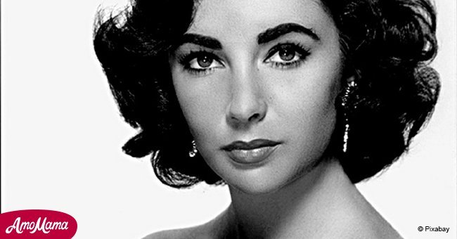 Elizabeth Taylor's granddaughter Naomi looks like the exact 'reincarnation' of her iconic granny