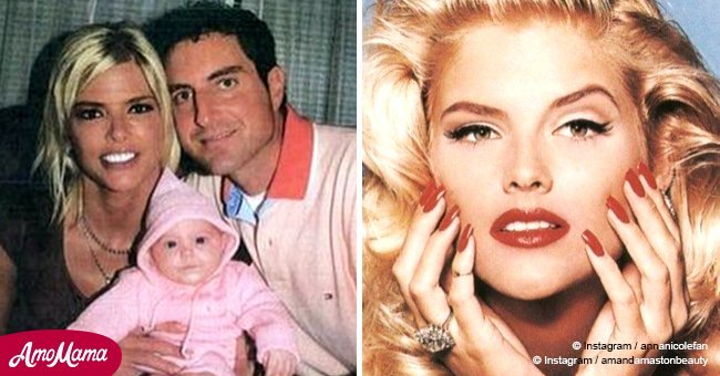 Anna Nicole Smith's daughter Dannielynn makes rare appearance