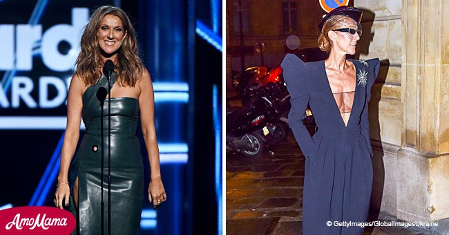 Céline Dion finally responds to people who think she's 'too slim'