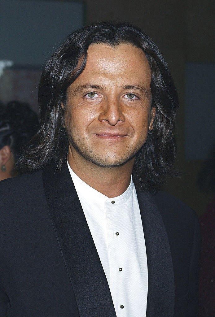 Eduardo Palomo en la 33ª entrega de los premios Nosotros Golden Eagle, el 25 de julio de 2003 en Beverly Hills, California. | Imagen: Getty Images