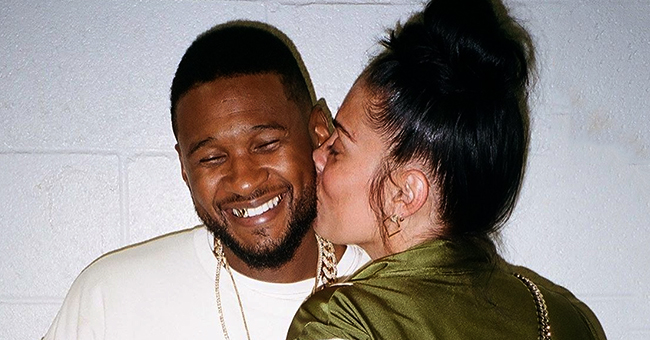 Usher: Mystery Woman Kissing Singer in Recent Photo Identified as Record Executive Jenn Goicoechea