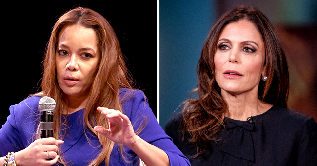 'The View's Sunny Hostin Calls out RHONY's Bethenny Frankel for Yelling at Her Child