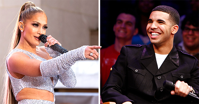 Watch Jennifer Lopez Appear to Call Drake a 'Booty Call' on It's My Party LA Tour