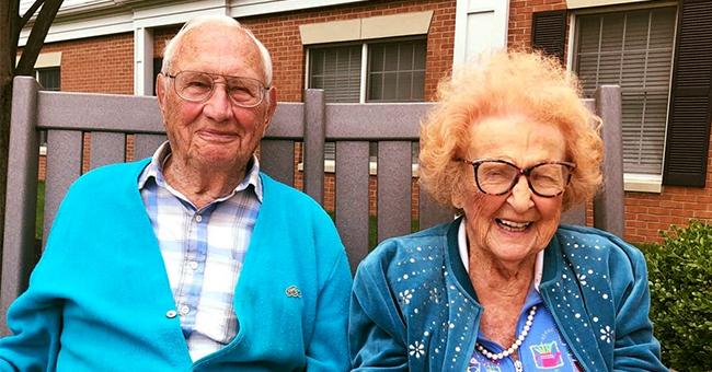 Ils ont décidé de se marier à l'âge de 100 et 103 ans