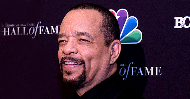 Ice-T's Wife Coco Is Dressed to the Nines as She Poses in a Polka-Dot Dress in New Photos
