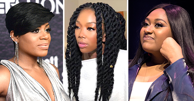 Fantasia Barrino Gets Fans Excited after Hinting about Music Collaboration Ft Brandy & Jazmine Sullivan
