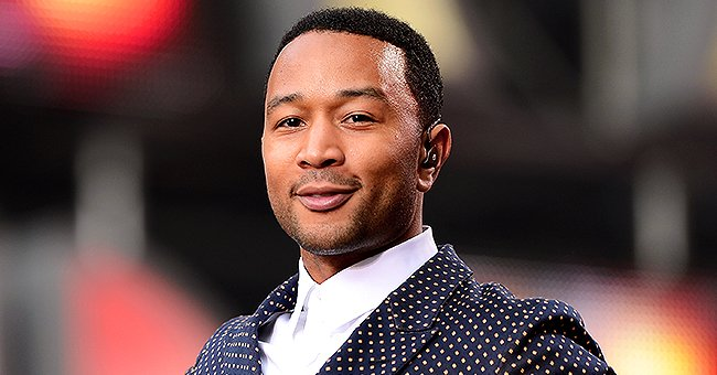 John Legend Announces Grammy Nomination for His Christmas Album While Promoting Deluxe Version