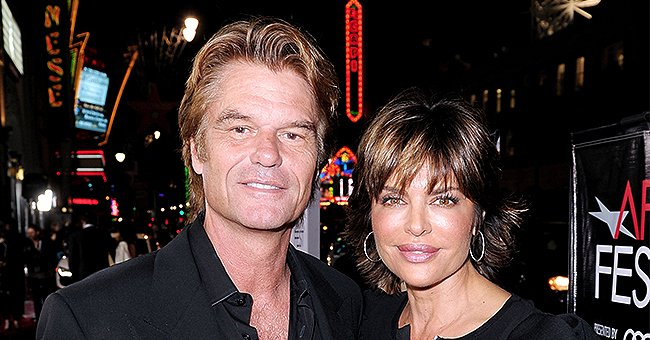 Daily Beast: Lisa Rinna's Husband Harry Hamlin Says Divorce Lawyer Is on Speed Dial & Shares 3 Times He's Had to Use Him