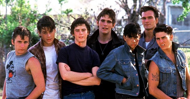 Matt Dillon and 'The Outsiders' Cast Members 36 Years after the Movie Premiered