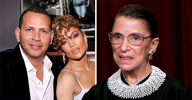 J-Lo Reveals That She and A-Rod Often Refer to Relationship Advice That Ruth Bader Ginsburg Gave Them This Year