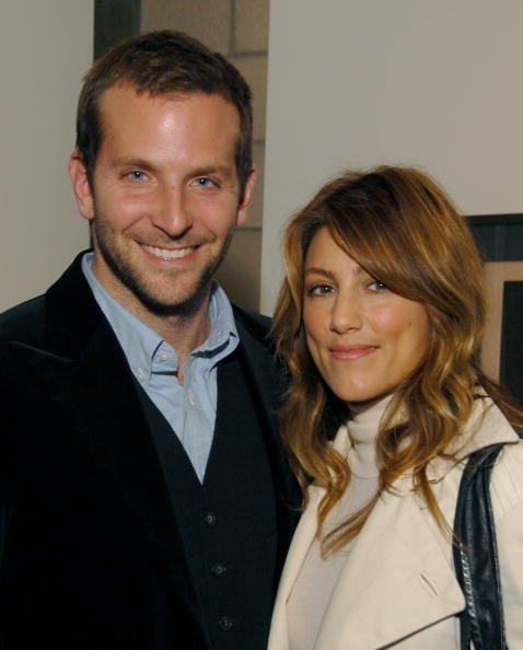 Bradley Cooper and Jennifer Esposito   Photo: Getty Images