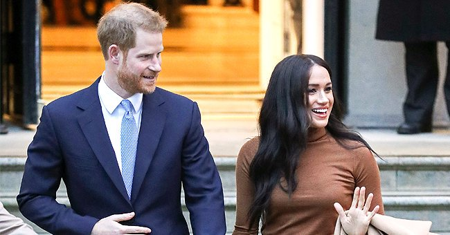 Closer Weekly: Prince Harry and Meghan Markle Prefer Son Archie Play outside Rather Than Watch TV
