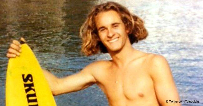 Reconnaissez-vous ce jeune surfeur devenu présentateur du JT sur France 2 ?